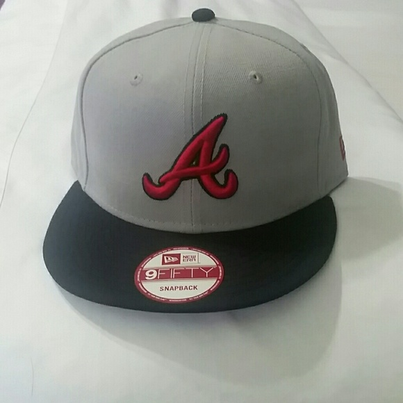 New Era Other - Atlanta Braves Snapback Hat